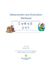 Course Workbook Spring 2010