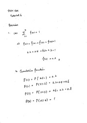 Example class 6 solution