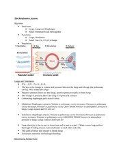 Biology Study guide 2