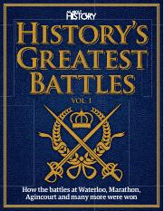 All About History - History_s Greatest Battles.pdf