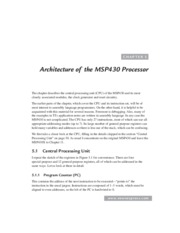 MSP430_Microcontroller_Basics_Chapter 5