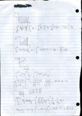 Multivariable Calculus 12.1 Homework Solutions