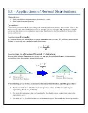 6-3-applications-of-normal-distribution