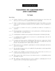 ch09-partnership tax