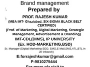 chap-6integratedmarketingcommunicationstobuildbrandequity-130519080754-phpapp01