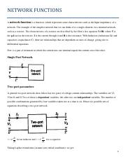 Lecture 3 NETWORK FUNCTIONS.pdf