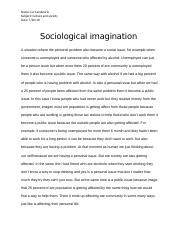 Sociological imagination.docx