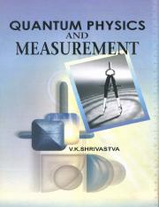 Quantum Physics And Measurement