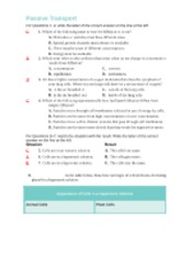 34 73 Cell Transport Worksheet Answers - Notutahituq ...