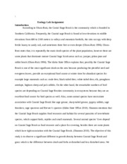 ecology paper