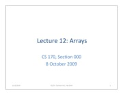 lecture12-arrays+notes