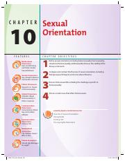 Human Sexuality Ch10