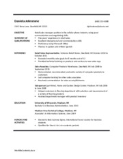 Horne_Ronald_2A_Resume