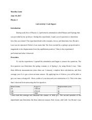 Marisha Lunn Physics Lab Report 5.docx
