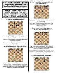 101 GREAT Chess Tips.pdf