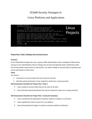 is3440 project part 1 View lihini senanayake's profile on linkedin it quality assurance (is3440) logic programming and artificial cognitive systems (cm3320) logic programming and artificial cognitive systems this project developed as part of the internal project matrix24x7 for the data analyzing aspect of it.