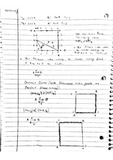 Lecture Notes #5