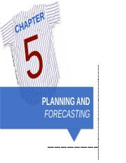 Ch. 5 Planning and Forecasting.pptx