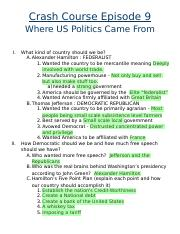 Copy of Crash Course Episode 9_  Where US Politics Came From.docx