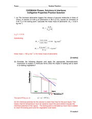 Colligative Properties Practice Q_answers