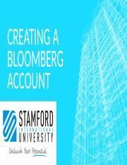 Creating a Bloomberg Account(1).pptx