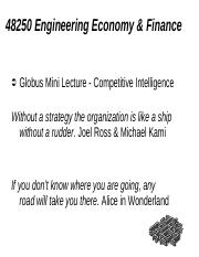 Lecture 3 - Globus Mini Competitive Intelligence(1).pdf