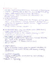 THTR 12A Plays Lecture Notes