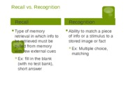 Lecture 14SV- Memory