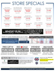 Specials Handout - Sept 2015 - in house print