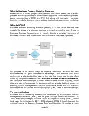 What is Business Process Modeling Notation.pdf