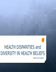 PNUR 140 Class 4 Health Disparities EXPLORED.pptx