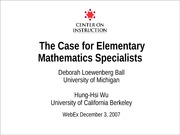 Math WebEx in COI Format