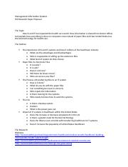 Research Paper ProposalManagement Information Systems.docx