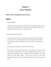 143893495-Stocks-Solutions-Manual-Ch09