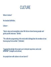 CULTURE(1).ppt