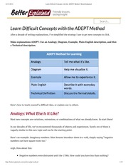 Learn Difficult Concepts with the ADEPT Method _ BetterExplained