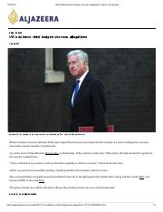 UK's defence chief resigns over sex allegations _ News _ Al Jazeera.pdf