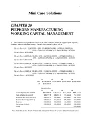 intermediate accounting solutions manual