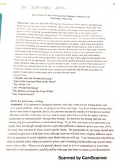 essay 1 instructions - fairy tale - childrens lit