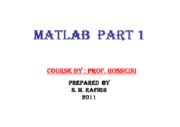 Microsoft PowerPoint - Introduction to Matlab1