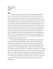 SOC 204 Writing Assignment 3.docx