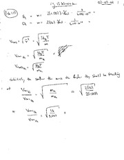 Thermal Physics Solutions CH 1-2 pg 19