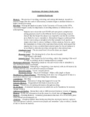 Psychology 100 Exam 2 Study Guide (1)