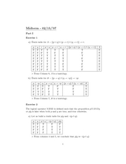 Midterm07-Solutions
