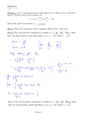 PHYS 454 HOMEWORK 8 SOLUTIONS