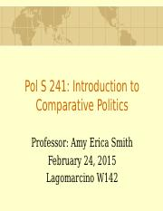 Pol S 241 Notes 2.24.15.pptx