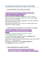 CLASSIFICATION OF FISH CULTURE.docx