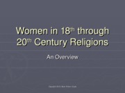 Women_in_18th_through_20th_Century_Religions