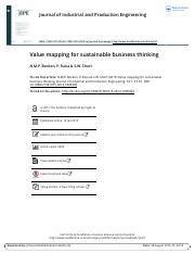 Bocken et al_2015_Value mapping for sustainable business thinking.pdf