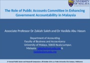 Public+Accounts+Committee+of+Malaysia-PAC+Symposium_Melbourne+28th+October+2014_present